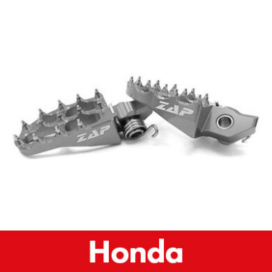 Honda Fußrasten
