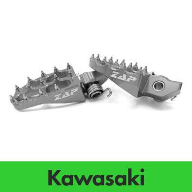 Kawasaki Fußrasten