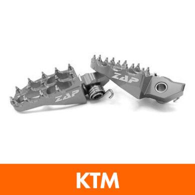 KTM Fußrasten
