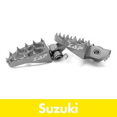 Suzuki Fußrasten