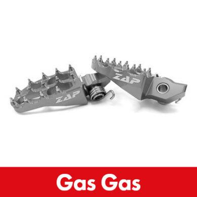 Gas Gas Fußrasten