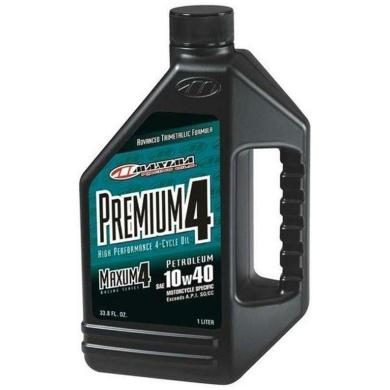 Maxima Maxum 4 Premium Motoröl – 1 Liter