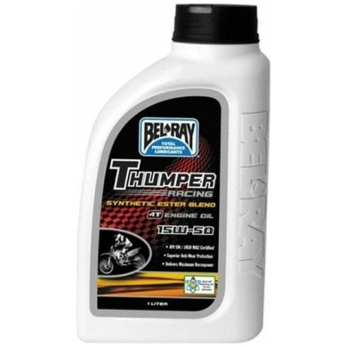 Bel-Ray Thumper Racing 4T Synthetic Ester Blend 15W-50