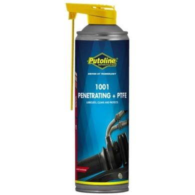 Putoline 1001 PENETRATING + PTFE (Teflon®) Universal-Sprühöl, 500 ml Spraydose