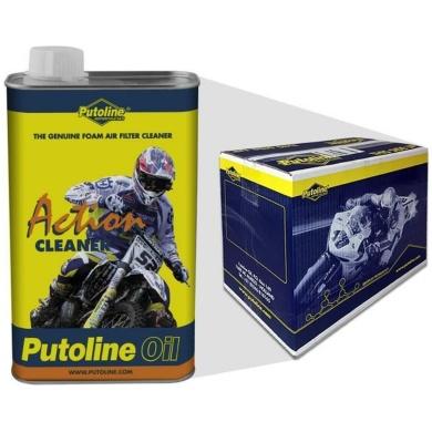 Putoline Luftfilterreiniger 12 x 1 Liter im Karton