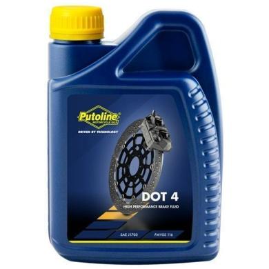 Putoline DOT 4 Brake Fluid 1 Liter