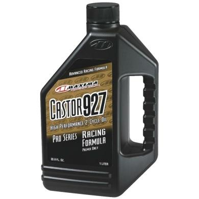 Maxima Castor 927 – hochleistungs 2T Racing Mischöl – 1 Liter
