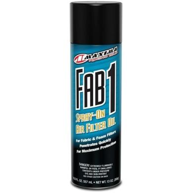 Maxima Racing FAB1 – Luftfilteröl (Spray)