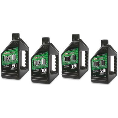 "Maxima ""Fork Oil"" Gabelöl Standard SAE 5, 10, 15, 20 – 1 Liter"
