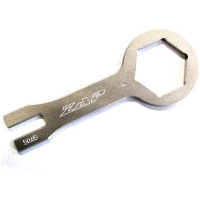 Gabelschlüssel SW 50mm mit Federstopper WP Sechskant
