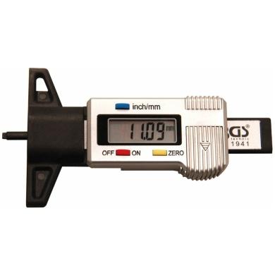 Digital-Reifenprofil-Messschieber | 0 – 28 mm