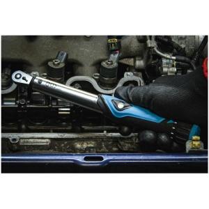 Drehmomentschlüssel | Abtrieb Außenvierkant 6,3 mm (1/4″) | 5 – 25 Nm 7