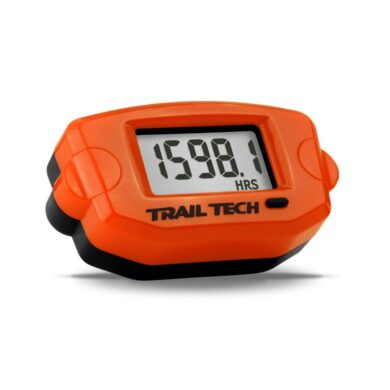 Trail Tech Betriebsstundenzähler Orange