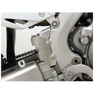 Works Connection Fußbremszylinderschutz Honda CRF 450R  13-16, CRF250R 14-17