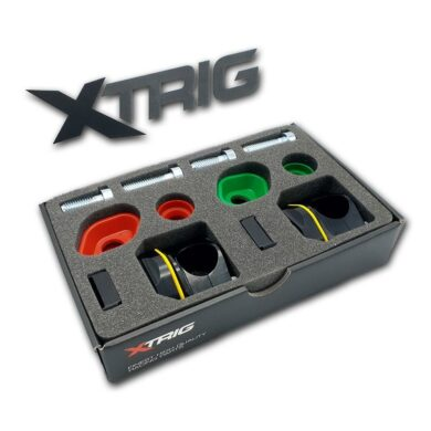 Xtrig Flexfix Lenkeraufnahme für 28,6mm Lenker M12