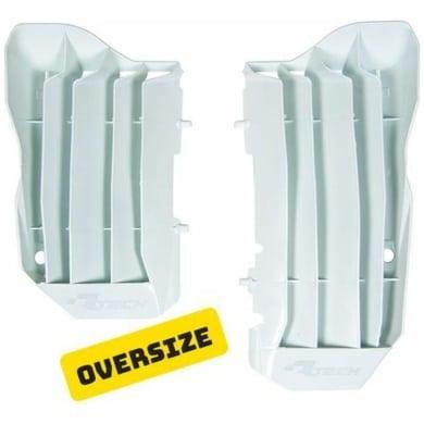 Rtech Oversize Kühlerschutzlamellen Crf 450 2017- Weiß