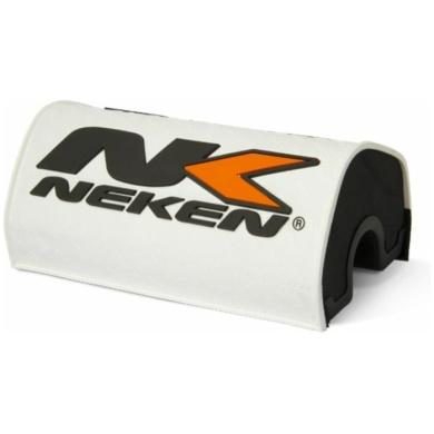 Lenkerpolster für 28,6mm Lenker ohne Strebe  Weiß