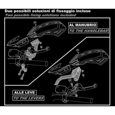 FLX Handschale universal rot 2