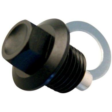Ablaßschraube mit Magnet Rot (0920-0043)