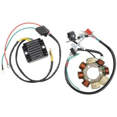 Statorwicklung, Lichtmaschine MSE RAC Honda (2112-0706)