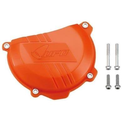 Kupplungsdeckel Protektor Schutz orange KTM EXC 250 13-15 /EXC 350 12-15 3