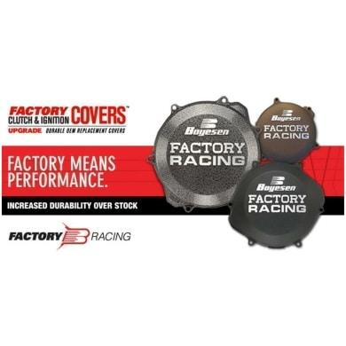 Boyesen Factory Kupplungsdeckel Honda CRF 250R 18- Magnesium