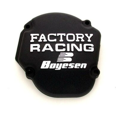 Boyesen Factory Zündungsdeckel Honda CR 250 02-07 Schwarz