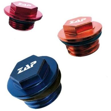 Öleinfüllschraube CR,CRF450,KX,YZ(F) blau
