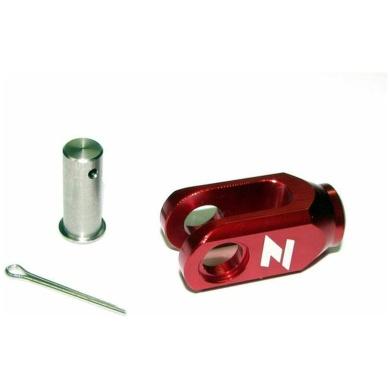 Einsteller Hinterradbremse rot CR(F) 02-