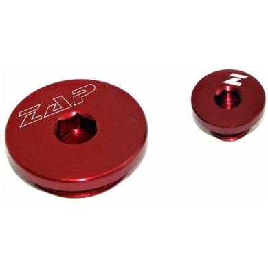Inspektionsdeckel set KXF 450  06-08 3