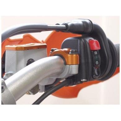 Works Connection Sliderklemme Orange