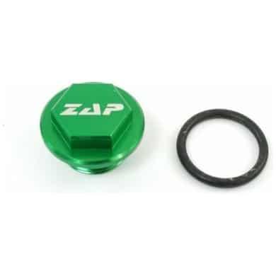 Öleinfüllschraube  KXF Grün