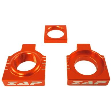 Achsenblöcke KTM SX(F) 2013- orange