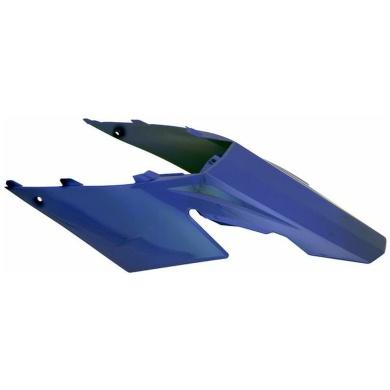 Kotflügel hinten mit Seitenteil GASGAS MX/EXC 07-09 blau