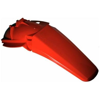 Kotflügel hinten Gas Gas EC/MC/FSR 03-06 Rot