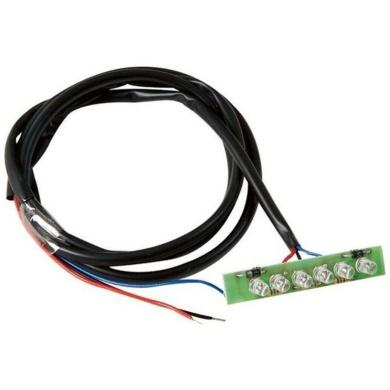 Ersatz LED rot 5mm 3