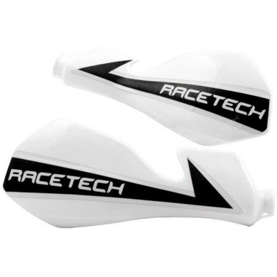 Handprotector weiss TM alle 03-06, GASGAS alle 03-, BETA RR 250-525 05-, SHERCO 250-510 05-