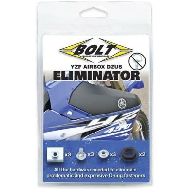 BOLT Airbox DZUS Eliminatorkit Yamaha YZF 2014-