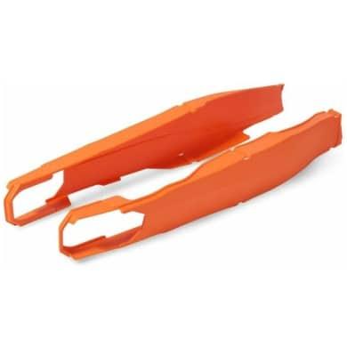 Polisport Schwingenschutz Schwingarm Protektor KTM/ Husqvarna Enduro Modelle orange ab 2012