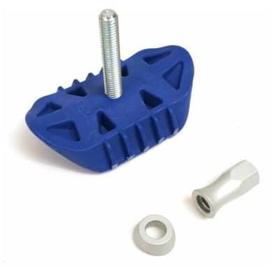 ZAP TechniX Factory-Reifenhalter Nylon blau 1.60