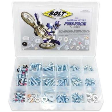 BOLT Pro-Pack Schraubenkit Yamaha YZ(F) 03-13 190-teilig