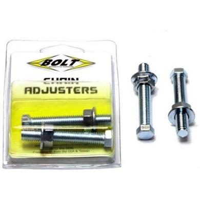 BOLT Kettenspanner Schrauben M8x50mm, 2er Pack