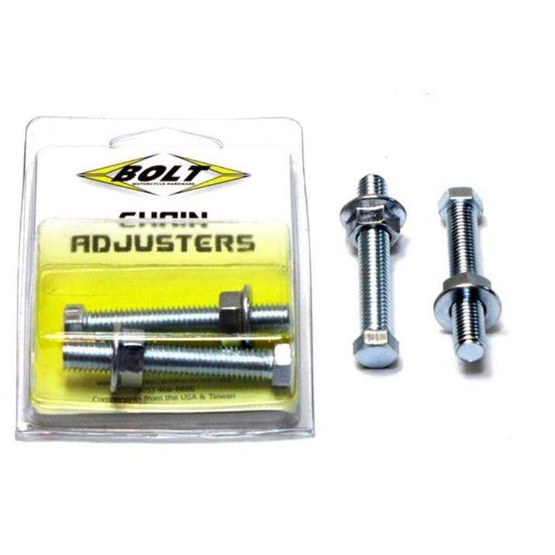 BOLT Kettenspanner Schrauben M8x50mm, 2er Pack 3