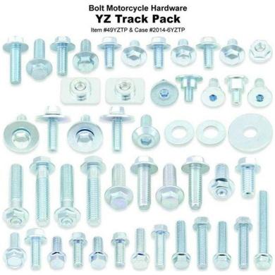 BOLT Track Pack YZF/YZ Schraubenkit 4-tlg m. Display