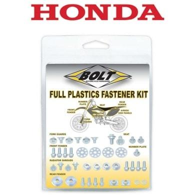 BOLT Schraubenkit für Plastikteile CRF 450 17-, CRF 250 18-
