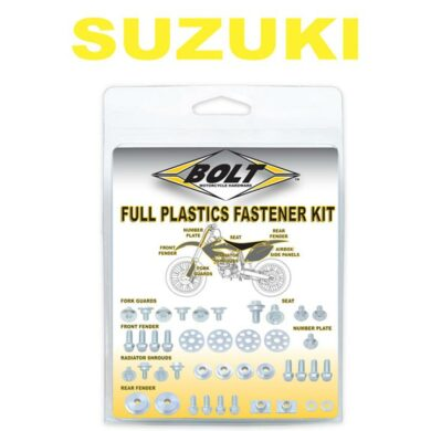 BOLT Schraubenkit für Plastikteile Suzuki RMZ 450 18-
