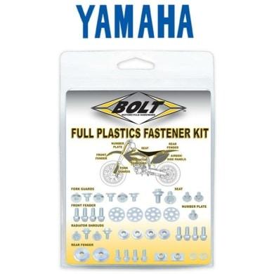 BOLT Schraubenkit für Plastikteile Yamaha YZF 450 18-