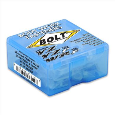 BOLT Schraubenkit für Plastikteile Yamaha YZ 125/250 02-,YZF 03-09
