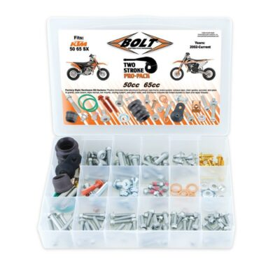 Euro Style Two Stroke Pro-Pack KTM 50cc-65cc