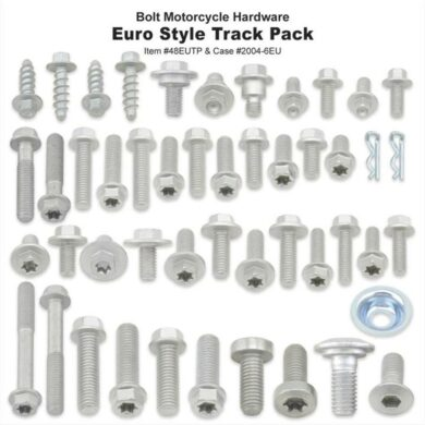 BOLT Track Pack Schrauben Set KTM ab 2014, Husaberg 2